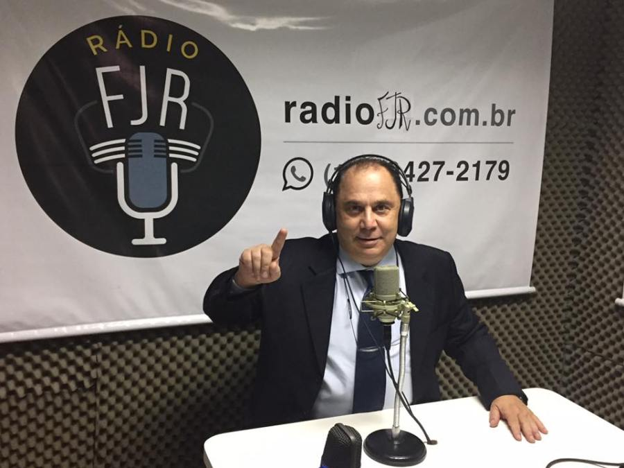 angelo carbone na radio