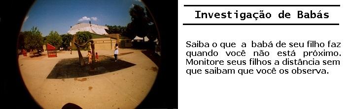 investigacao de babas 001